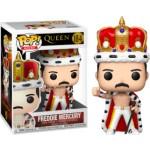 FUNKO POP! ROCKS: 184 - QUEEN - FREDDIE MERCURY (KING)