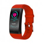 CUEVIA X-BAND 1 SMART BAND RED