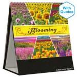 Desk Top Calendar Linmaster DTC708 - Blooming