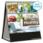 Desk Top Calender Linmaster DTC705 - Healthy Lifestyle