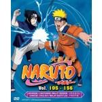 NARUTO 火影忍者 VOL.105-156 BOX 3 (8 DVD)