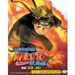 NARUTO SHIPPUDEN 火影忍者疾风传 VOL.328 - 351 BOX 9 (4 DVD)