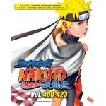 NARUTO SHIPPUDEN 火影忍者疾风传 VOL.400-423 BOX 12 (4 DVD)