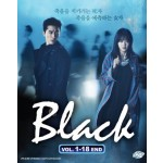 BLACK   VOL. 1 - 18 END  (5DVD)
