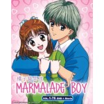 MARMALADE BOY 橘子醬男孩  VOL. 1 - 76 END + MOVIE (5DVD)