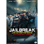 JAILBREAK LIVE ACTION THE MOVIE 殺出金邊監獄真人劇場版 (1DVD)