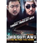 THE OUTLAWS LIVE ACTION THE MOVIE 犯罪都市真人劇場版(1DVD)