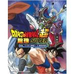 DRAGON BALL SUPER V1-131END+3MV (12DVD)