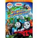 THOMAS & FRIENDS:BIG WORLD MOVIE (DVD)