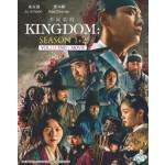 KINGDOM 李尸朝鲜 S1+2 +MOVIE (3DVD)
