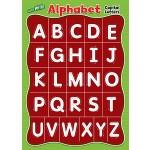 LET'S WRITE-ALPHABET CAPITAL LETTERS