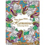 HARMONIES COLOURING SERIES 2