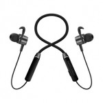 CLIPTEC BNE260 NECKBAND WIRELESS EARPHONE GREY