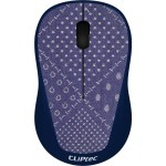 CLIPTEC RZS866J XILENT-J WIRELESS SILENT MOUSE J1