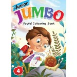 JUNIOR JUMBO JOYFUL COLOURING BOOK 4