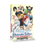 HATARAKU SAIBOU:KAZE SHOUKOUGUN (DVD)