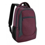 BAGMAN 15'' BACKPACK S02-1136 DARK RED