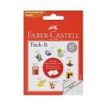 FABER-CASTELL TACK-IT 42PC 30GM