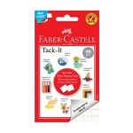 FABER-CASTELL TACK-IT 90PC 50GM