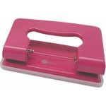 POP BAZIC TWO HOLE PUNCH SMALL - PINK