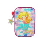 MULTI-FUNCTIONAL EVA DAZZLING ZIPPER CASE (BIG)- UNDER THE SEA 9081-16