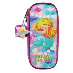 MULTI-FUNCTIONAL EVA DAZZLING ZIPPER CASE (SMALL)- UNDER THE SEA 9080-16