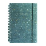 POP URBAN SPIRAL NOTE BOOK A6 80 GRAM 80 SHEETS