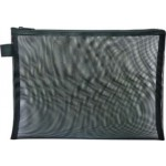 POP URBAN NYLON MESH ZIPPER BAG A5