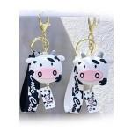 KEY CHARM - MILKY COW