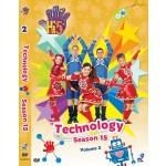 DVD:HI 5 S15 VOL.2 TECHNOLOGY (DVD)