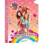 DVD:HI 5 S15 VOL.3 FRIENDS AND (DVD)