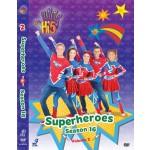 DVD:HI 5 S16 VOL.2 SUPERHEROES (DVD)
