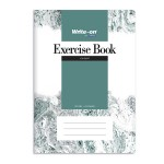 CAMPAP WRITE-ON EXERCISE BOOK A4 70GSM 120 SHEETS