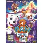 PAW PATROL SEA 4 CH1-26 (DVD)