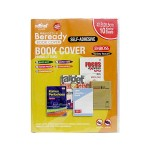 DOLPHIN SELF-ADHESIVE BOOK COVER  10 PCS