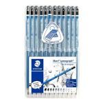 STAEDTLER Mars® Lumograph® 100 Premium Quality Pencils in Box (12 Pieces)