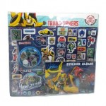 TRANSFORMER MEGA STICKER SET