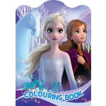 FROZEN 2 ACTIVITY & COLOURING BOOK SET(WITH LONG COLOUR PENCILS)