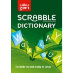 Collins Scrabble Dictionary Gem Edition: The words to play on the go