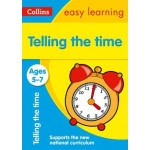 Easy Learning - Telling the Time Ages 5-7