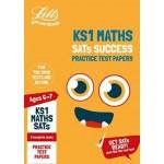 LETTS KS1 MATHS SATS SUCC PRAC TEST P'18