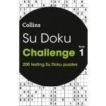 COLLINS SUDOKU CHALLENGE BOOK 1