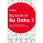 Collins Big Book Of Su Doku Book 3: 300 Su Doku Puzzles
