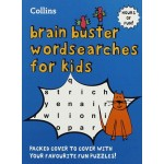 COLLINS BRAINBUSTER WORDSEARCHES FOR KID