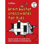 COLLINS BRAINBUSTER CROSSWORDS FOR KIDS