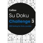 COLLINS SUDOKU CHALLENGE 3