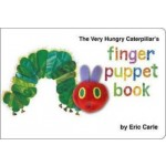 VERY HUNGRY CATERPILLAR FINGER PUPPET BK