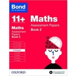 BOND 11+ ASSESS P' MATH 9-10 BK2 '17