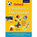 OXF CHILDREN'S THESAURUS 5ED 2015