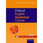 Oxford English Grammar Course: Basic: with Answers CD-ROM Pack